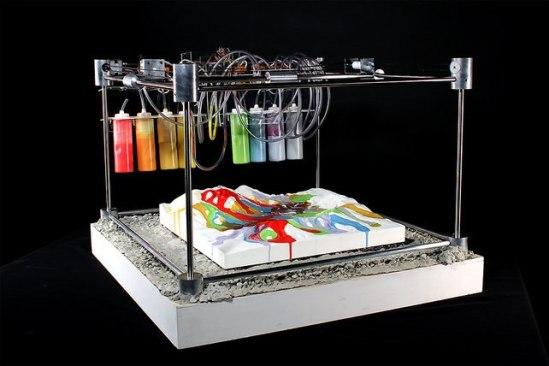Quakescape 3D Fabricator