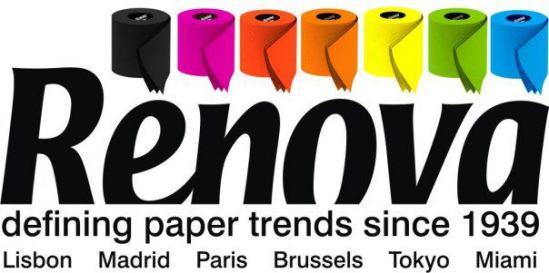 rainbow toilet paper