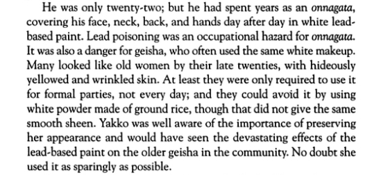 "from the book ""Madame Sadayakko, the Geisha who Seduced the West"" (Lesley Downer)"
