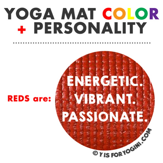 red-yoga-mat-color
