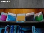 Interior Design books in a bookstore in Makati