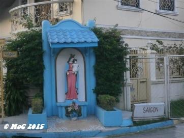 Saigon street in Paranaque