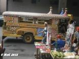 old style jeepney