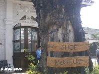 Shoe Museum in Marikina (the shoe city)