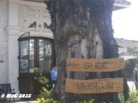 Shoe Museum in Marikina (the shoe city)