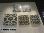 At the Islamic Museum of Art / tiles