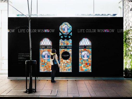 shiseido-life-color-window